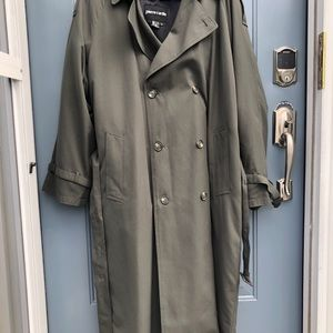 Pierre Cardin Men's Trench Coat Beige 40L